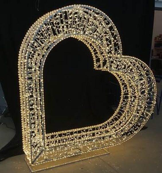 EMILIA200, 3D SIRDS dekors